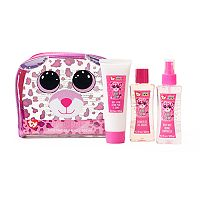 TY Beanie Boos Body Mist, Body Lotion & Shower Gel Bath Gift Set