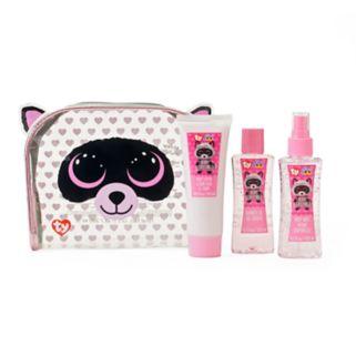 TY Beanie Boos Body Mist, Body Lotion & Shower Gel Bath Gift Set