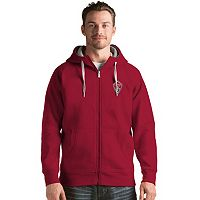 Men's Antigua Colorado Rapids Victory Full-Zip Hoodie