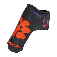 Team Effort Clemson Tigers Blade Putter Cover