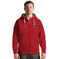 Men's Antigua DC United Victory Full-Zip Hoodie