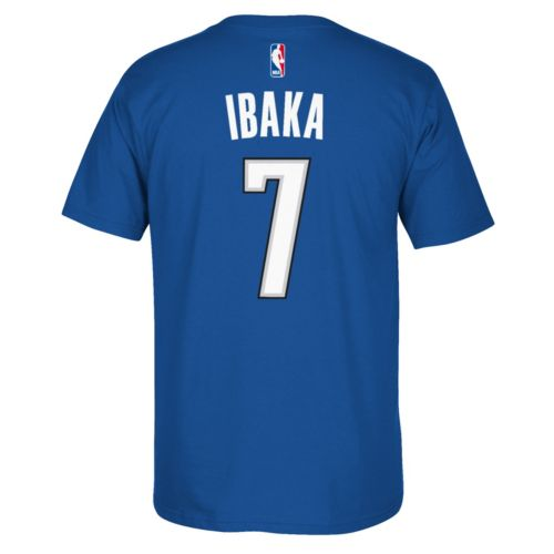 Men's adidas Orlando Magic Serge Ibaka Player Tee