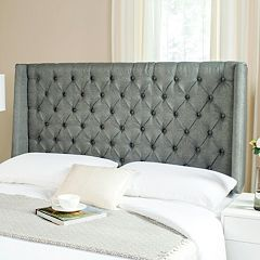 Safavieh London Linen Headboard