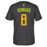 Men's adidas Atlanta Hawks Dwight Howard Player Tee