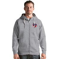 Men's Antigua FC Dallas Victory Full-Zip Hoodie