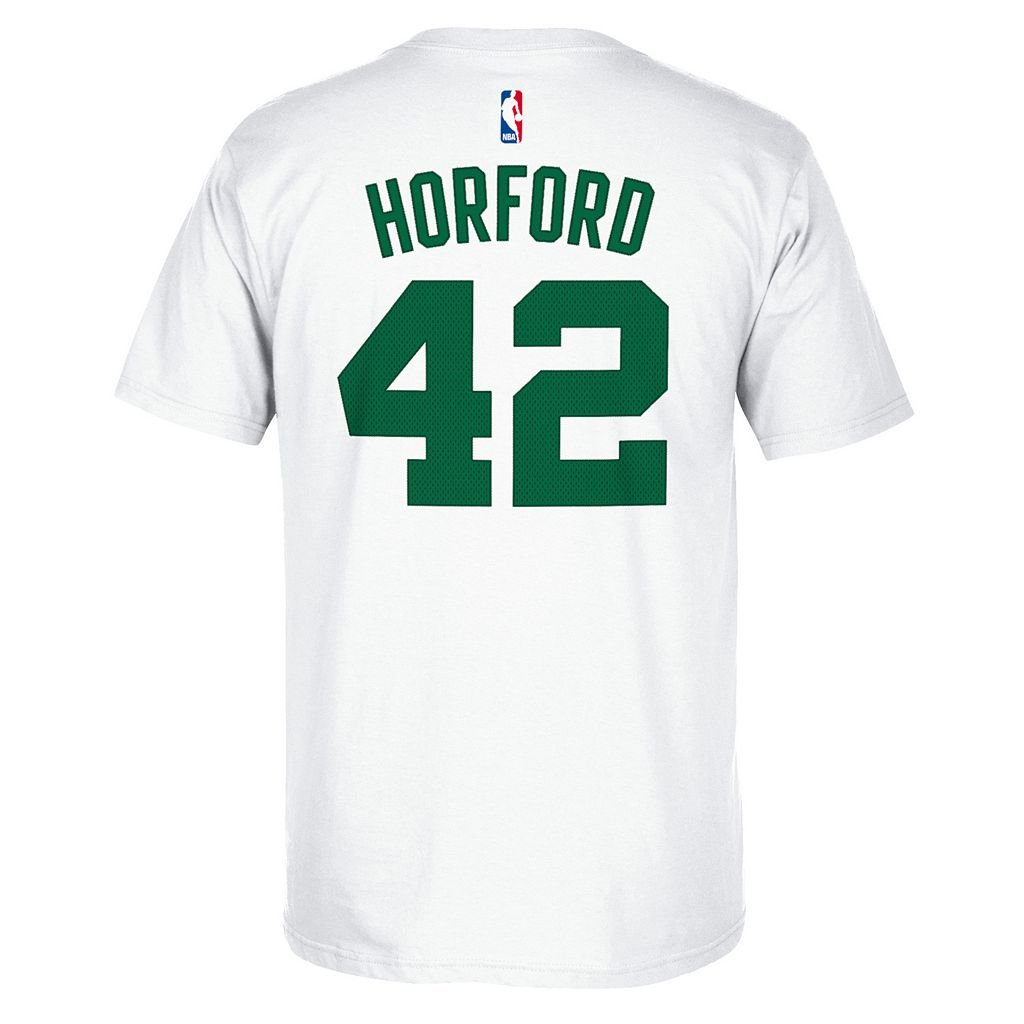 Men's adidas Boston Celtics Al Horford Player Tee