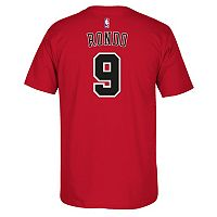 Men's adidas Chicago Bulls Rajon Rondo Player Tee