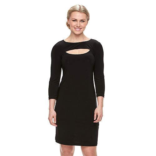 Women's Tiana B Cutout Sheath Dress