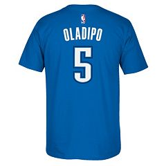 Men's adidas Oklahoma City Thunder Victor Oladipo Player Tee