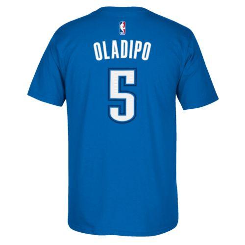 Men's adidas Oklahoma City Thunder Victor Oladipo Player Tee