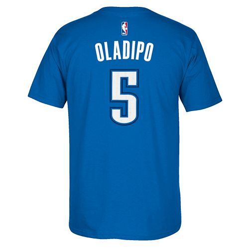outlet store 15abf 71783 Men's adidas Oklahoma City Thunder Victor Oladipo Player Tee