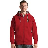 Men's Antigua Real Salt Lake Victory Full-Zip Hoodie