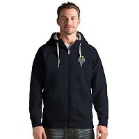 Men's Antigua Seattle Sounders Victory Full-Zip Hoodie