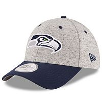 Adult New Era Seattle Seahawks Rogue 9FORTY Snapback Cap