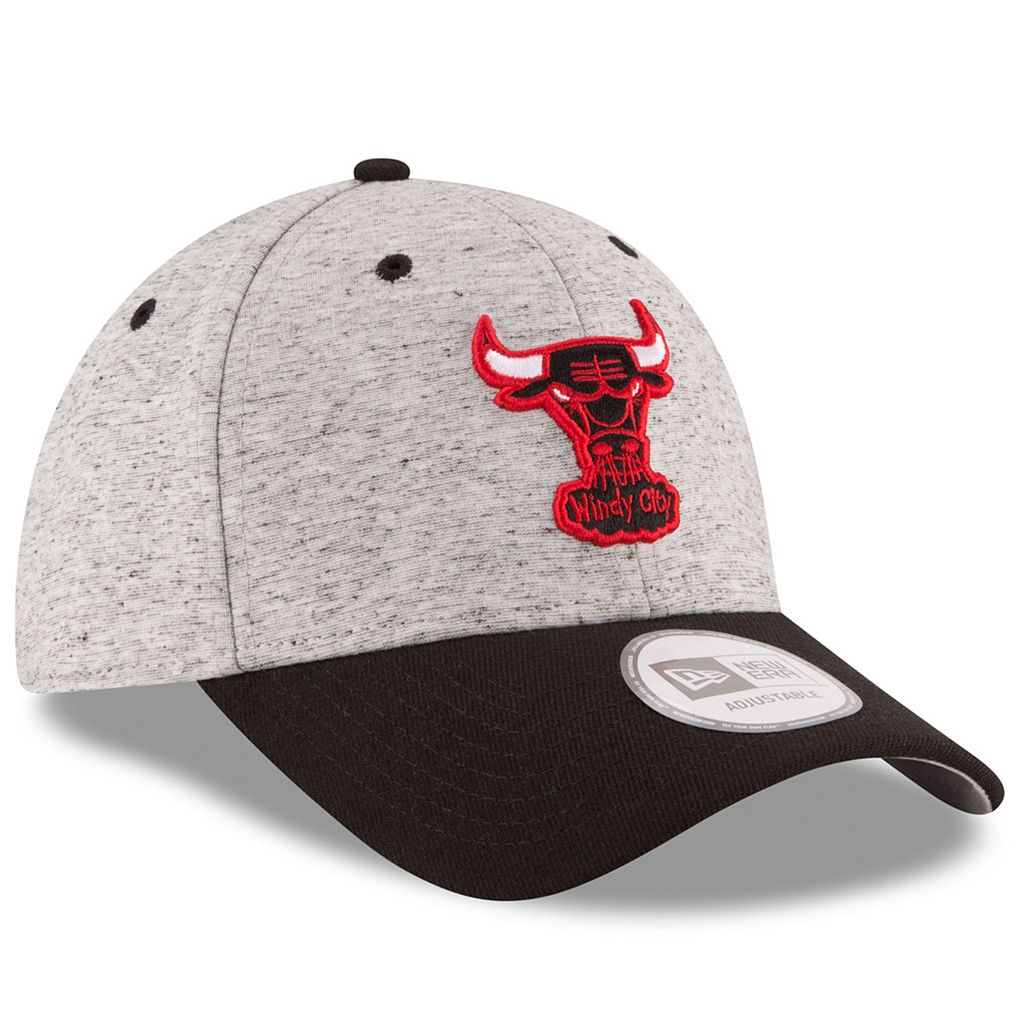 Adult New Era Chicago Bulls Rogue 9FORTY Snapback Cap