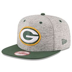 Adult New Era Green Bay Packers Rogue 9FIFTY Snapback Cap