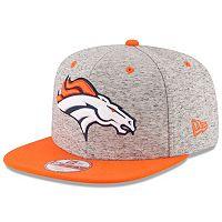 Adult New Era Denver Broncos Rogue 9FIFTY Snapback Cap