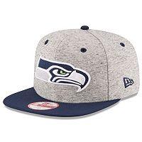 Adult New Era Seattle Seahawks Rogue 9FIFTY Snapback Cap