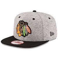 Adult New Era Chicago Blackhawks Rogue 9FIFTY Snapback Cap