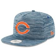 Adult New Era Chicago Bears Solid A-Frame 9FIFTY Snapback Cap