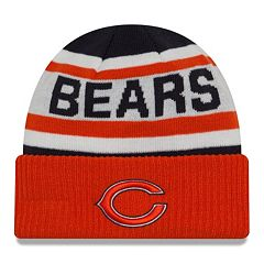Adult New Era Chicago Bears Biggest Fan 2.0 Knit Hat
