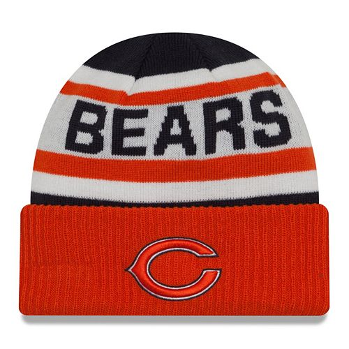 1216618bd52 australia mitchell ness chicago bears hat ecdaf ff194  clearance adult new  era chicago bears biggest fan 2.0 knit hat d3377 24d24