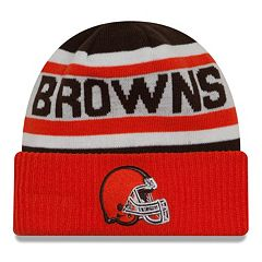 Adult New Era Cleveland Browns Biggest Fan 2.0 Knit Hat