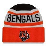 Adult New Era Cincinnati Bengals Biggest Fan 2.0 Knit Hat