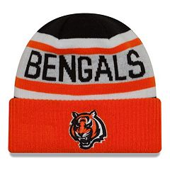 Adult New Era Cincinnati Bengals Biggest Fan 2.0 Knit Hat