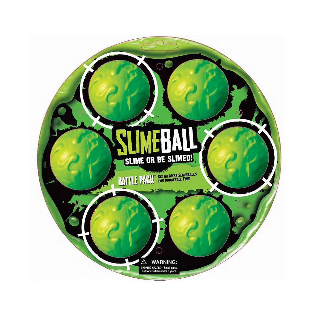 Slimeball Battle Pack by Diggin