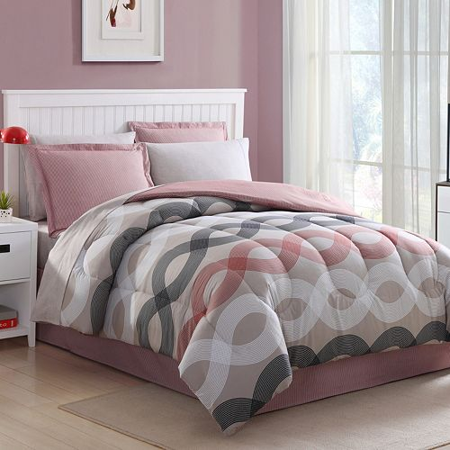 Geo Lines Bedding Set