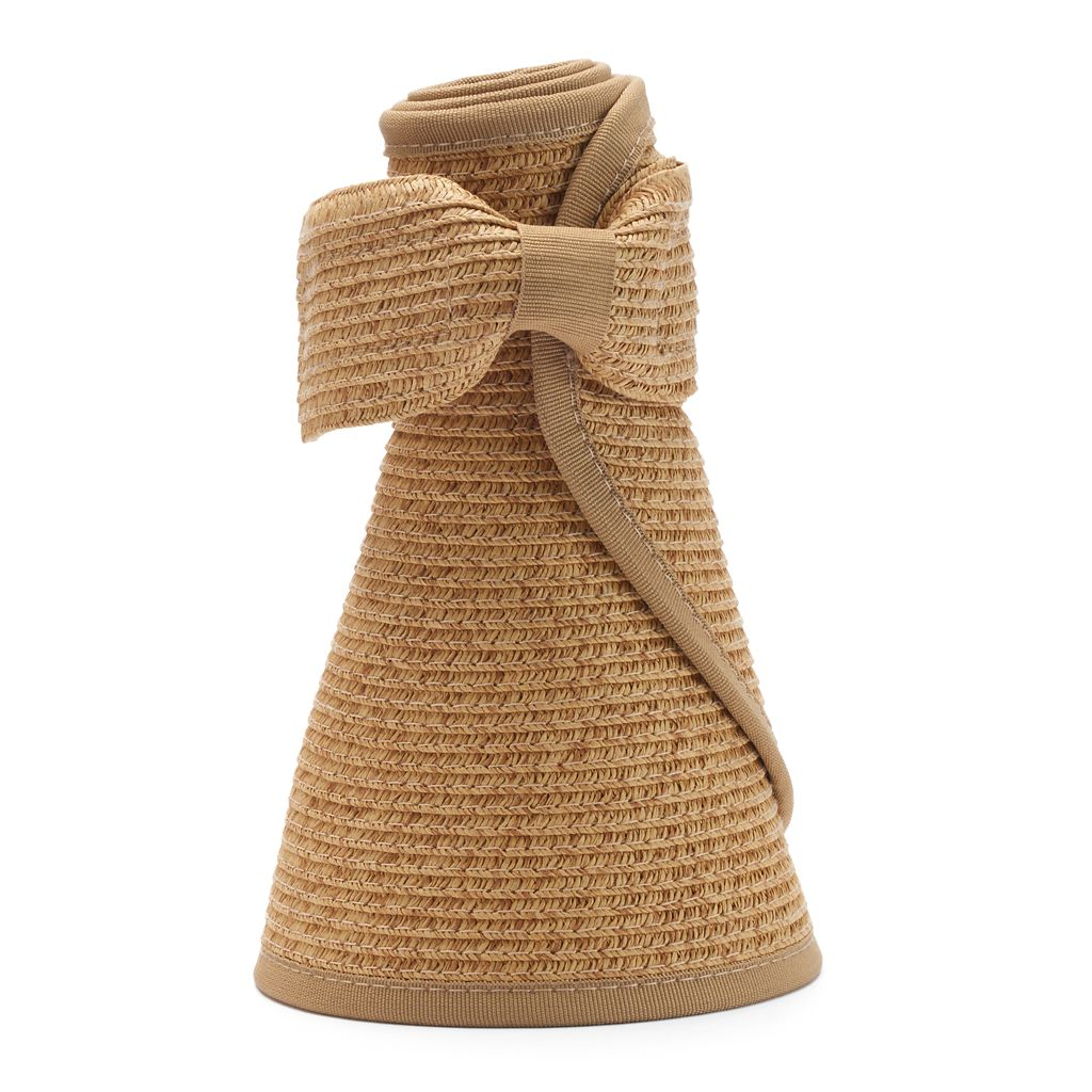 SONOMA Goods for Life™ Woven Straw Roll-Up Visor