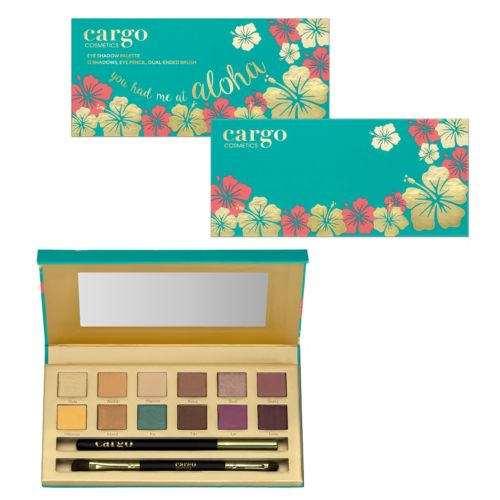 CARGO You Had Me At Aloha Eyeshadow Palette