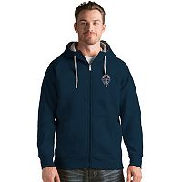 Men's Antigua Vancouver Whitecaps Victory Full-Zip Hoodie