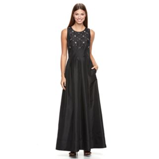 Women's Chaya Embellished Taffeta Evening Gown