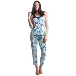 Women's Maidenform Pajamas: Tank & Capri Pants PJ Set