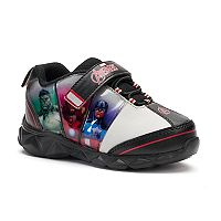 Marvel Avengers Hulk, Iron Man & Captain America Toddler Boys' Sneakers
