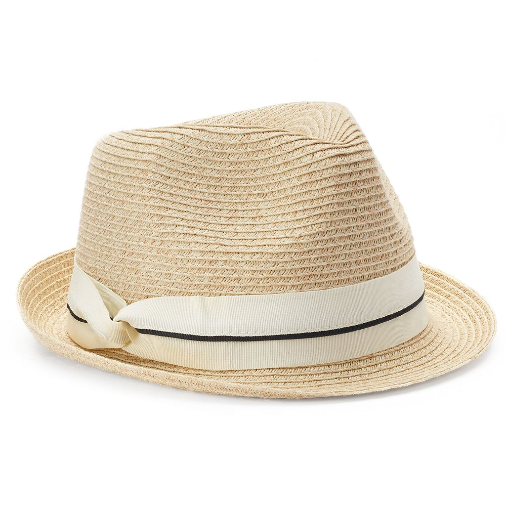 SONOMA Goods for Life™ Twisted Band Fedora