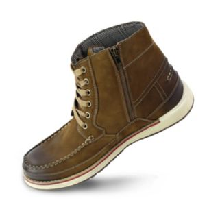 Unionbay Mattawa Men's Leather Boots