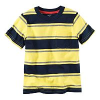 Toddler Boy Carter's Rugby Short Sleeve Tee