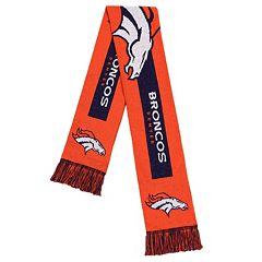 Adult Forever Collectibles Denver Broncos Big Logo Scarf