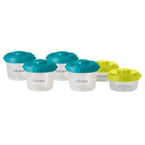 Beaba Clip Containers 6-pk.
