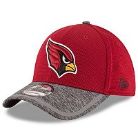 Youth New Era Arizona Cardinals 39THIRTY Training Camp Fitted Cap