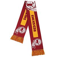 Adult Forever Collectibles Washington Redskins Big Logo Scarf