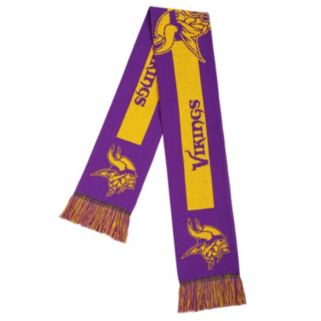 Adult Forever Collectibles Minnesota Vikings Big Logo Scarf