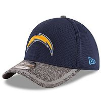 Youth New Era San DiegoChargers 39THIRTY Training Camp Fitted Cap