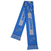 Adult Forever Collectibles Detroit Lions Big Logo Scarf