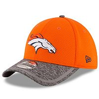 Youth New Era Denver Broncos 39THIRTY Training Camp Fitted Cap