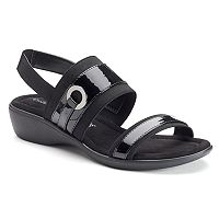 Croft & Barrow® Gladis Women's Ortholite Wedge Sandals