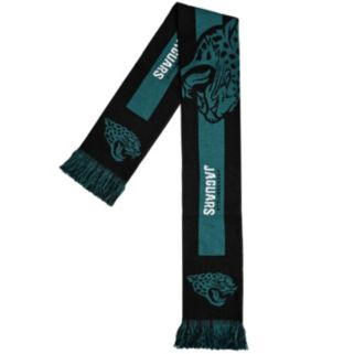 Adult Forever Collectibles Jacksonville Jaguars Big Logo Scarf